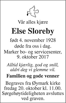 Else Sloreby