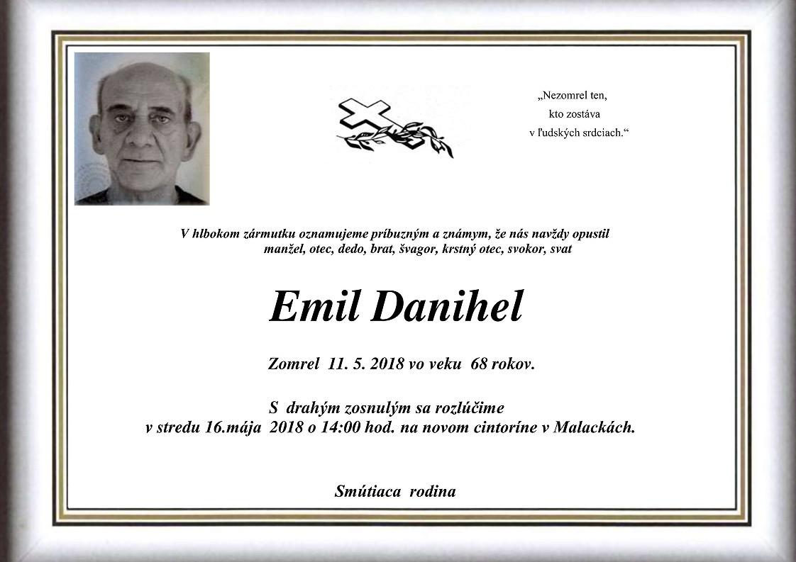 Emil Danihel Parte