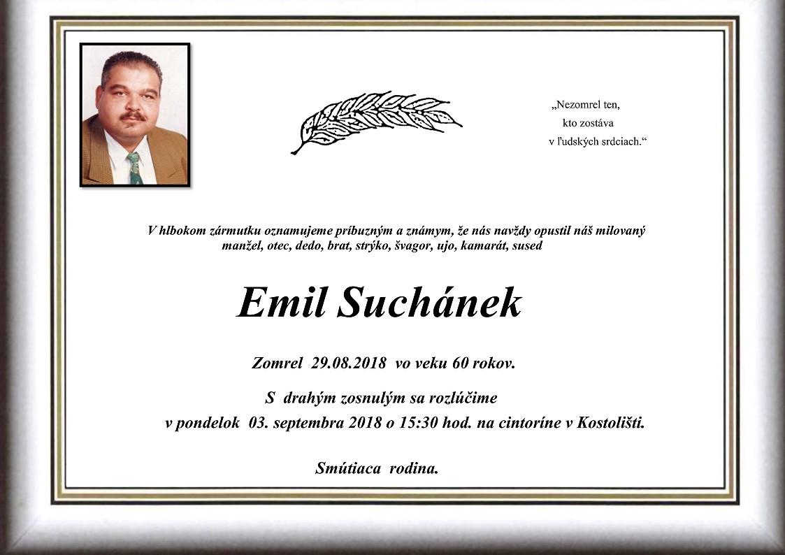 Emil Suchánek Parte
