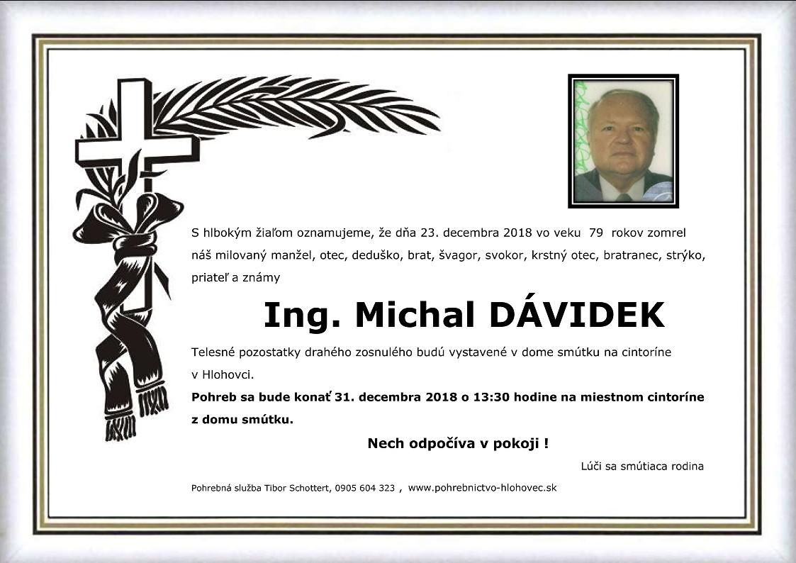 Michal Dávidek Parte