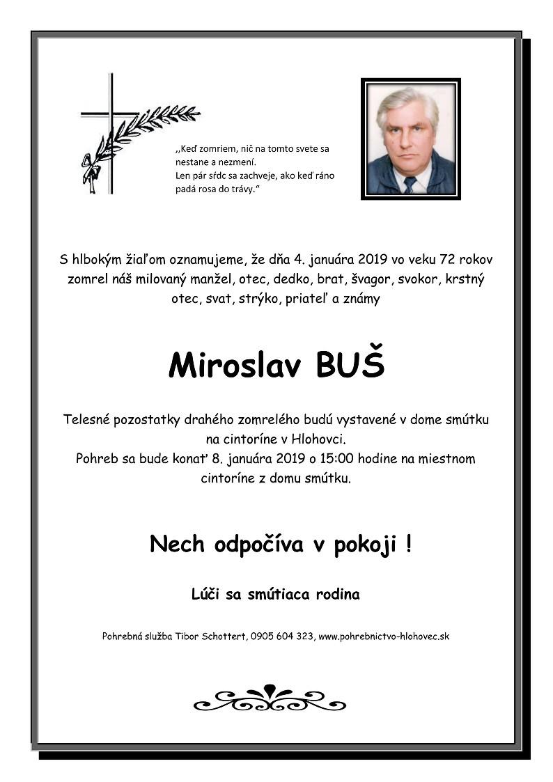 Miroslav Buš Parte