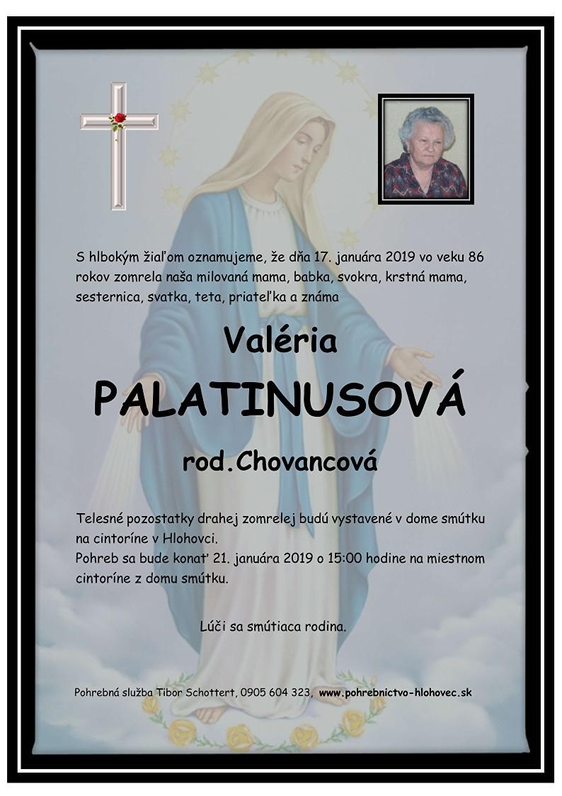 Valéria Palatinusová Parte