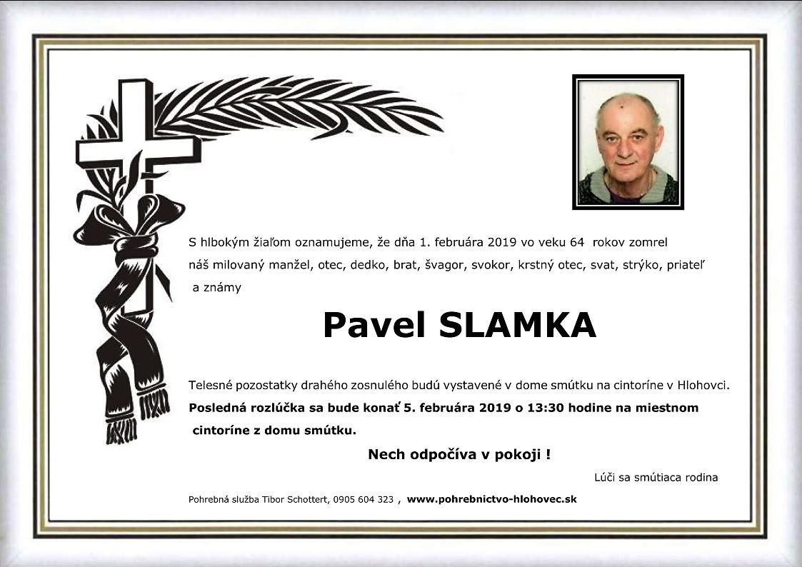 Pavel Slamka Parte