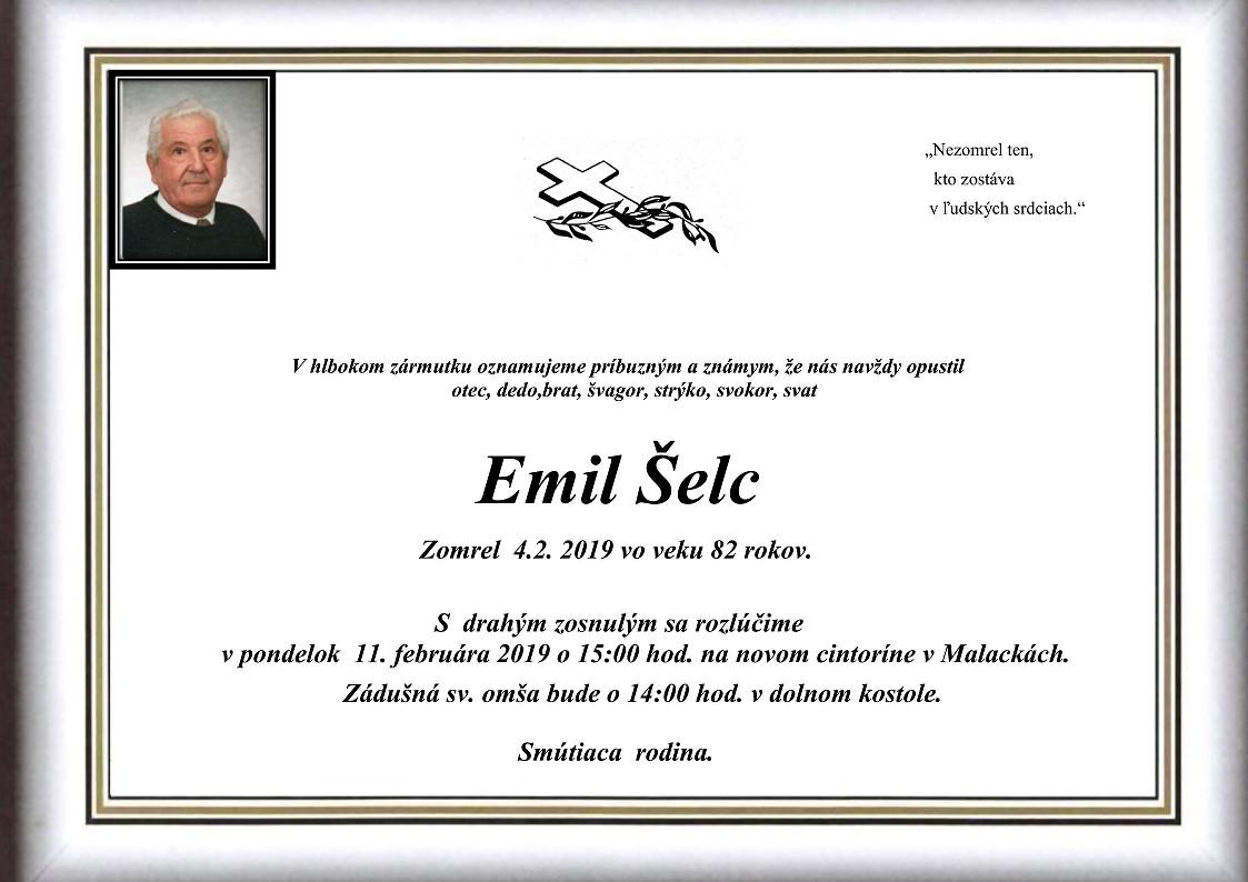 Emil Šelc Parte