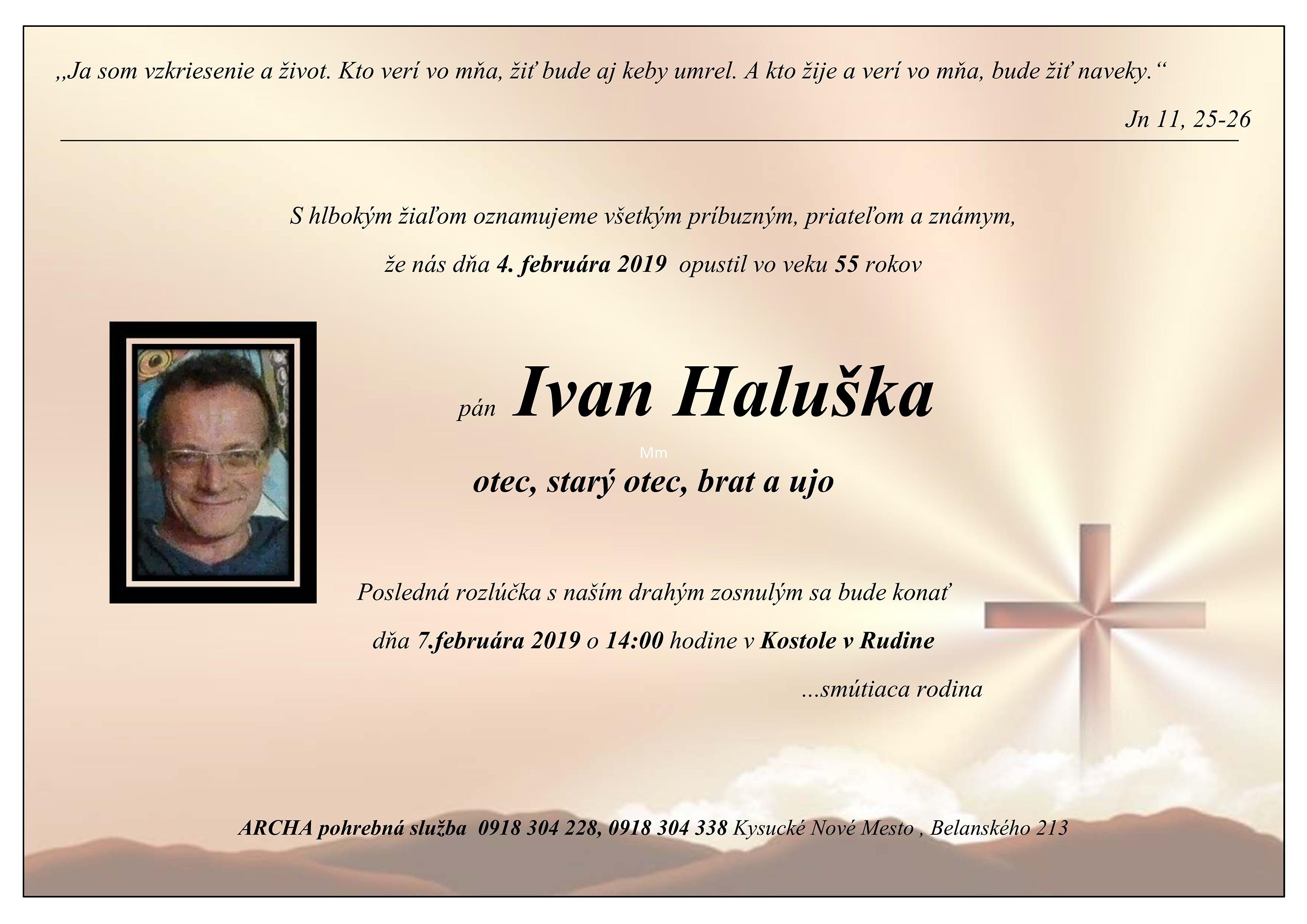 Ivan Haluška Parte