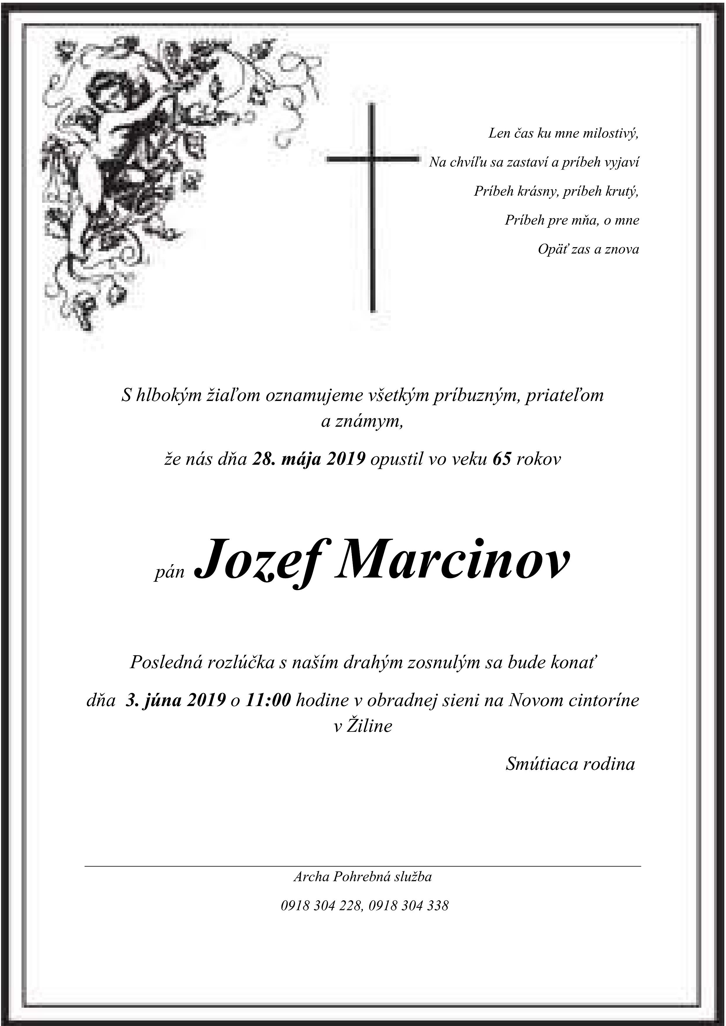 Jozef Marcinov Parte
