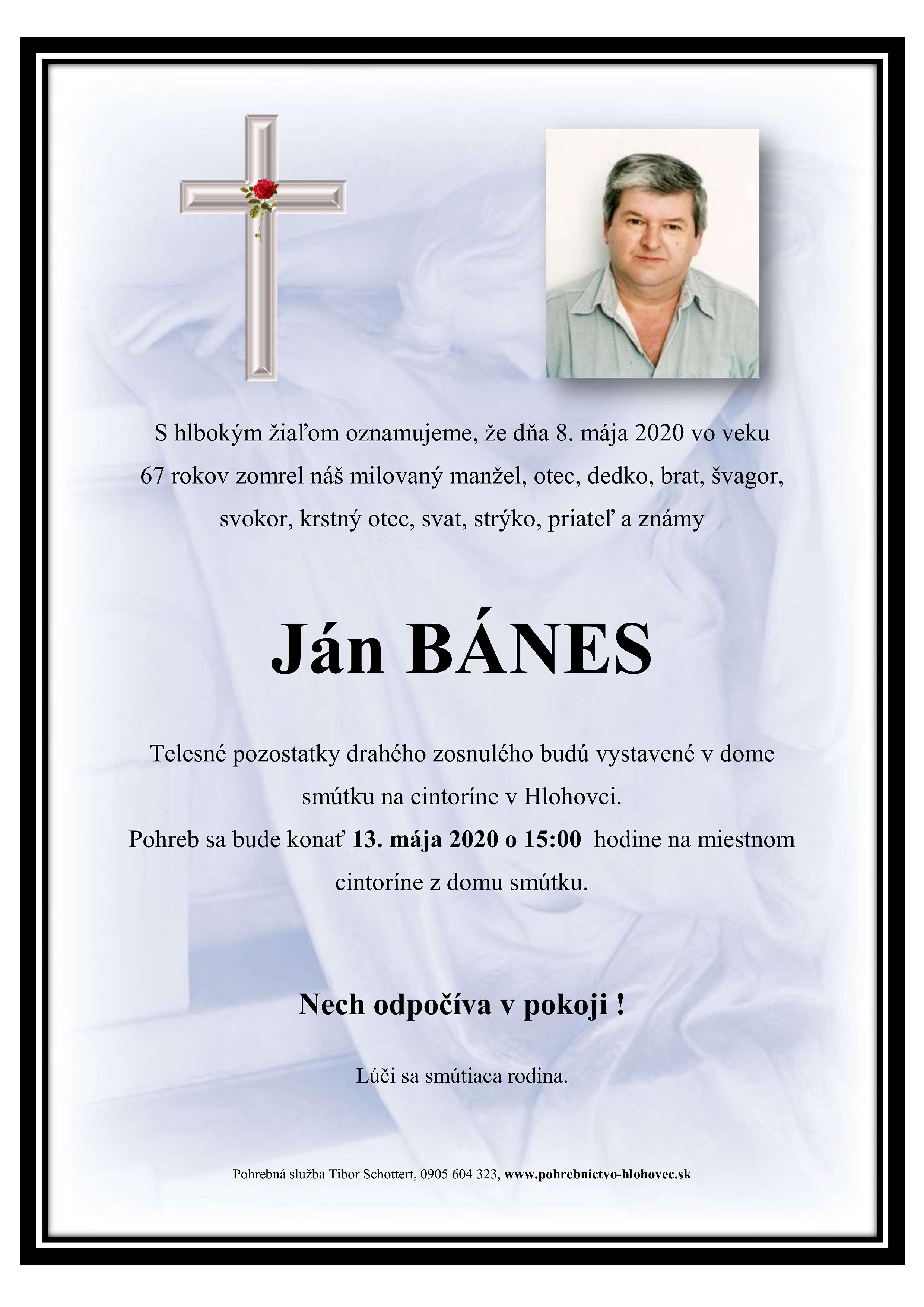 Ján Bánes Parte