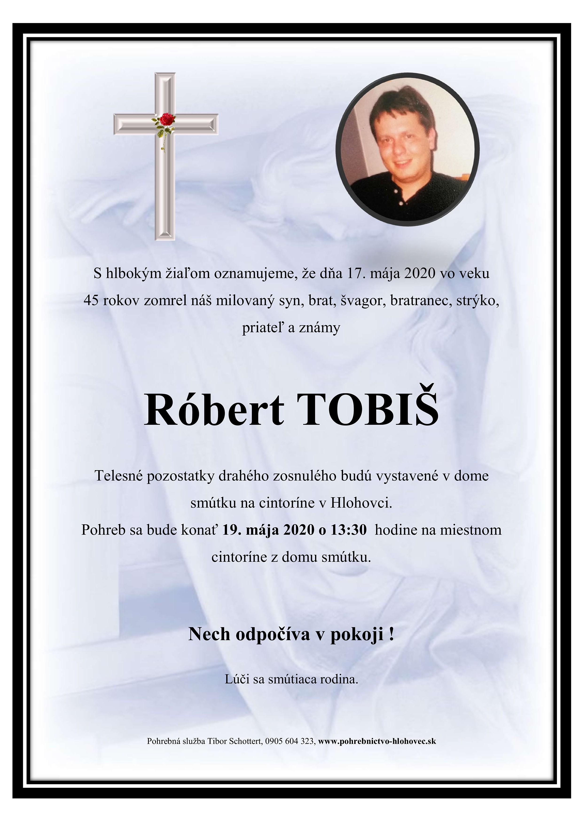 Róbert Tobiš Parte
