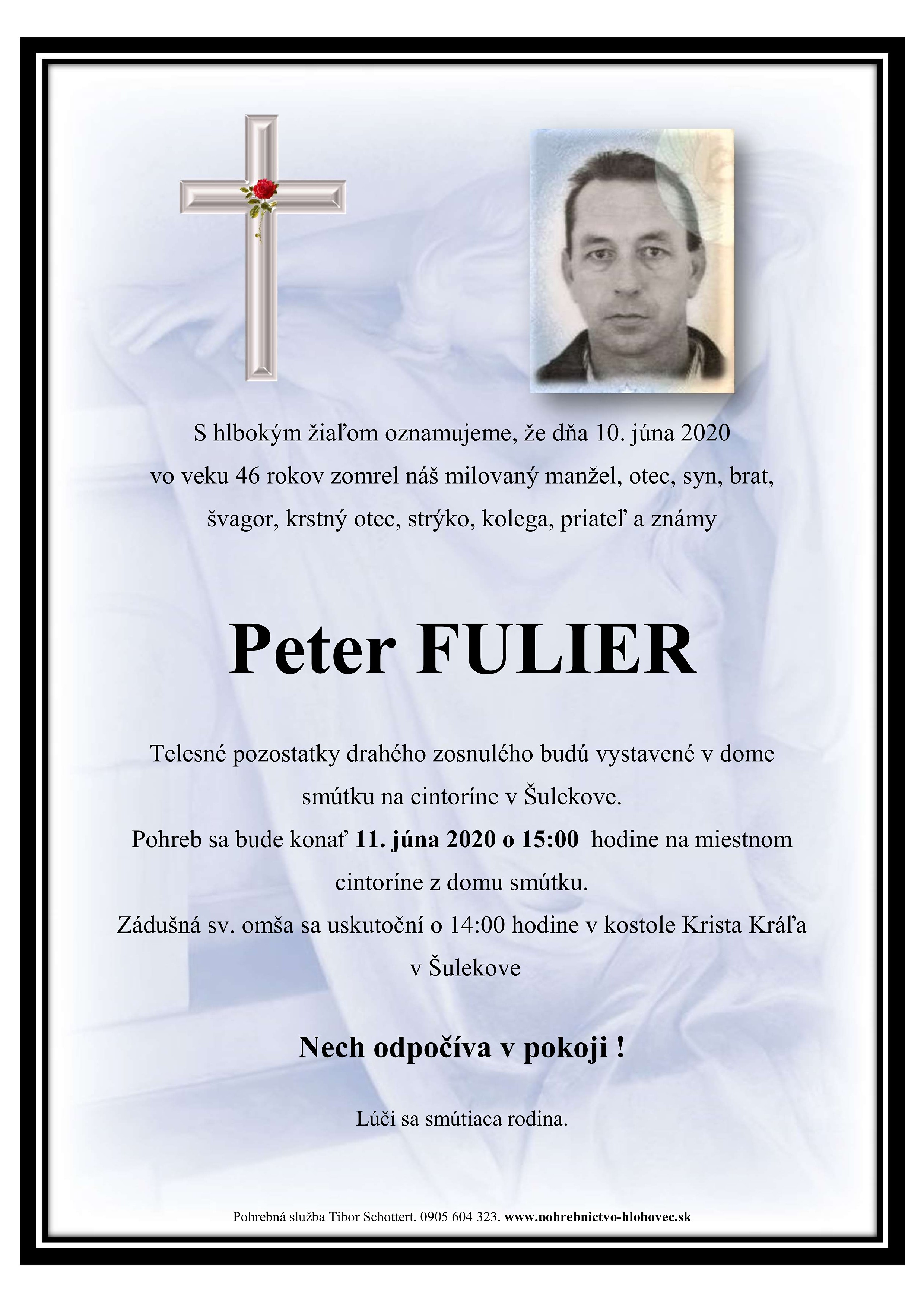 Peter Fulier Parte