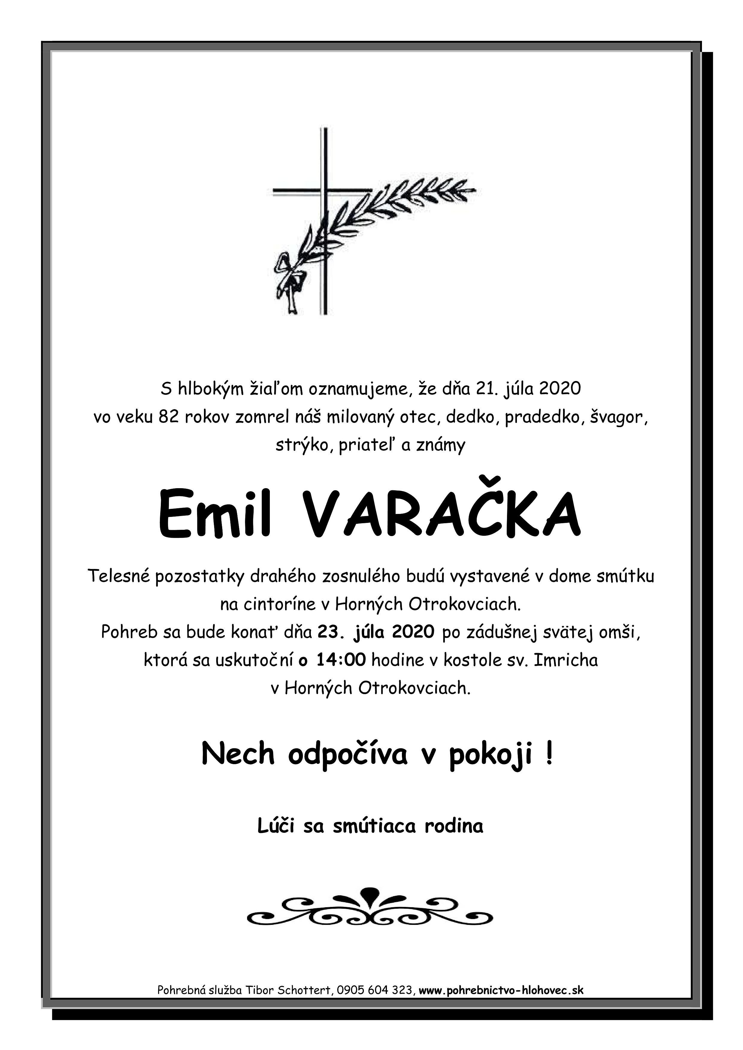Emil Varačka Parte