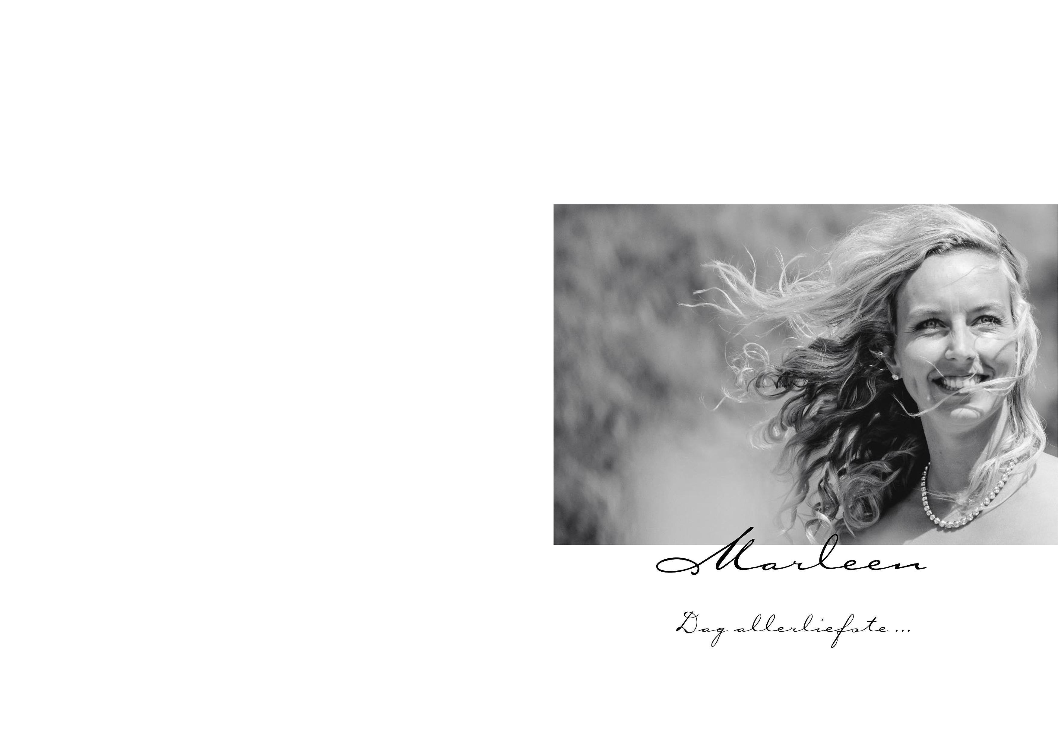Marleen Lindeboom-Tuinstra Death notice